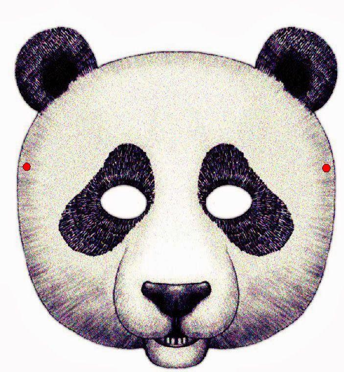 Pin de Josemari en mascaras | Pinterest | Caretas de animales, De ...