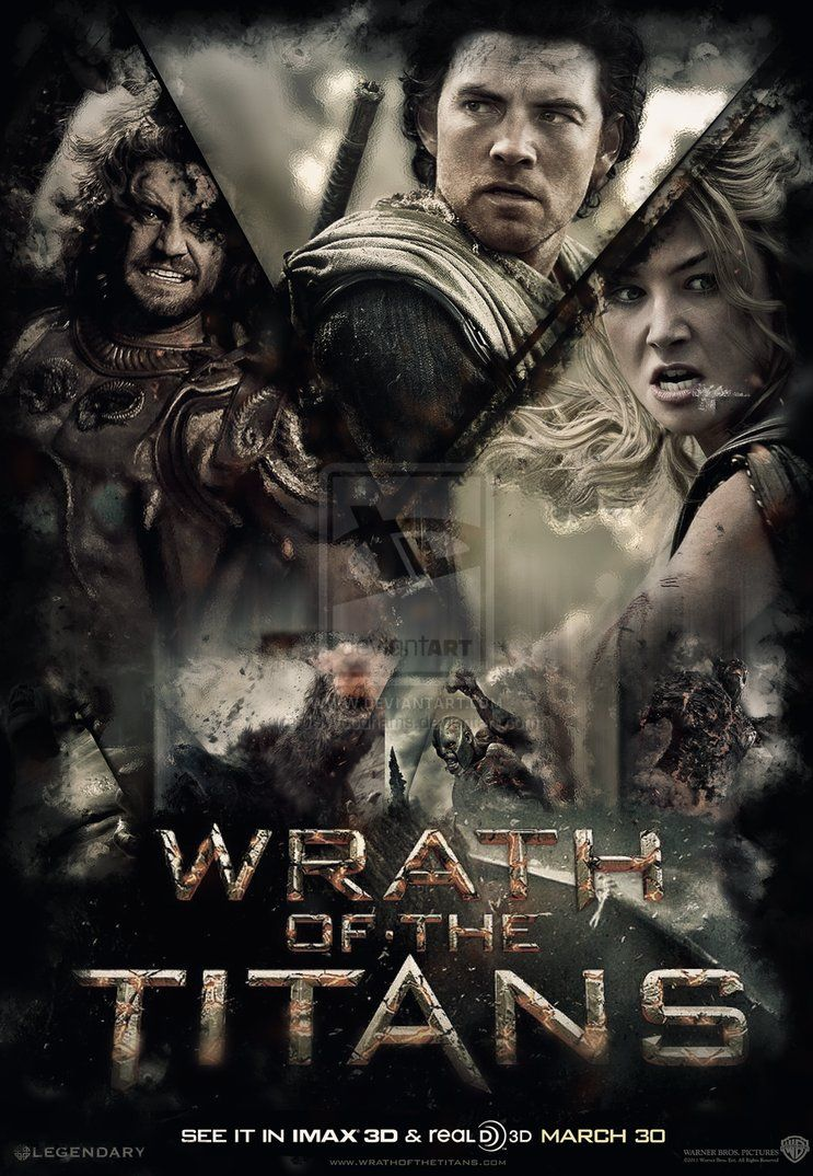 Wrath Of The Titans Filmes