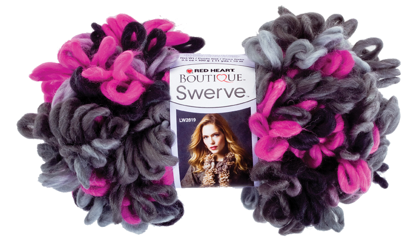 Galaxy Boutique Swerve Yarn | Red Heart | My next big project ...