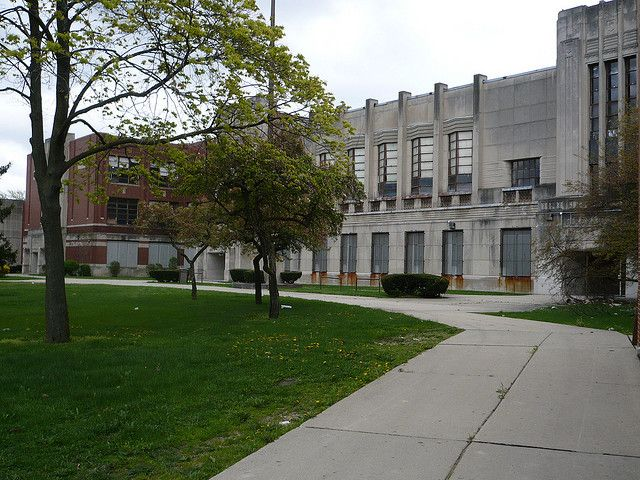 Redford High School, Detroit, Michigan Est  1938 | Michigan