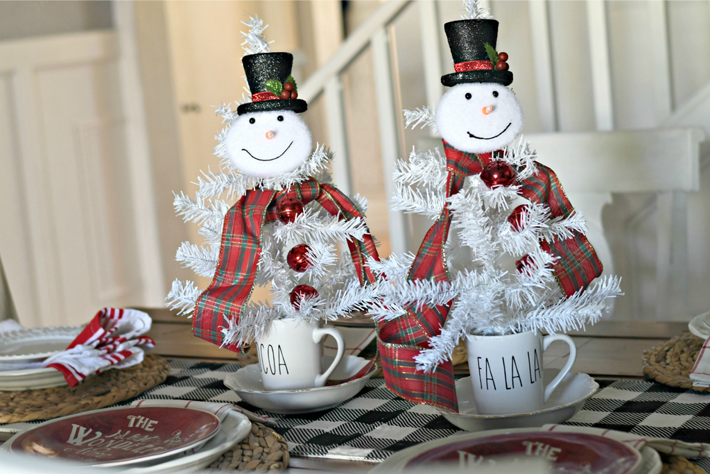 Dollar Tree Christmas Centerpieces Dollar tree christmas