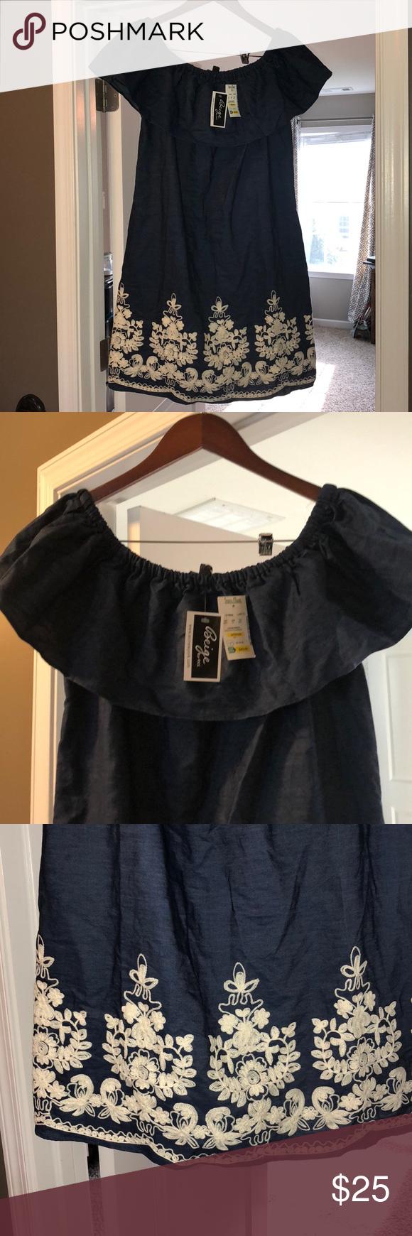 New Beige Denim Dress Denim Dress Stein Mart Dresses Clothes Design [ 1740 x 580 Pixel ]