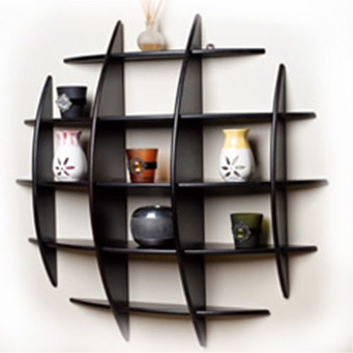 saikiran house of furniture wall shelves designs creative furniture - Wooden Wall Rack Designs