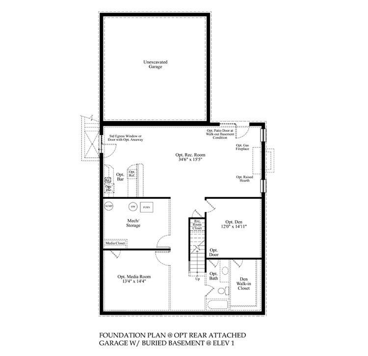 Basement Layout Basement Layout Basement Floor Plans Basement Remodeling Plans