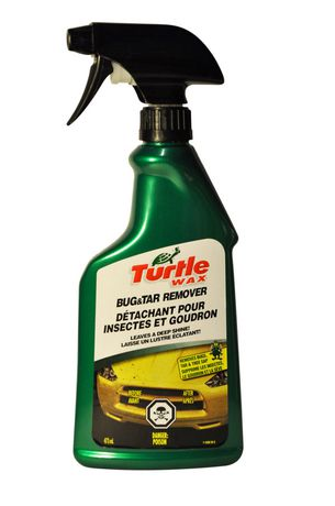 Turtle Wax Bug Tar Remover Best Glass Cleaner Car Detailing