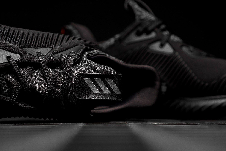 193286a9dde101 Black · adidas AlphaBounce «Core Black