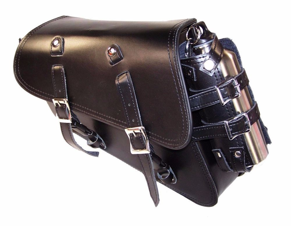 Motorcycle Solo Saddlebag for Harley Davidson Sportster XL1200X 48