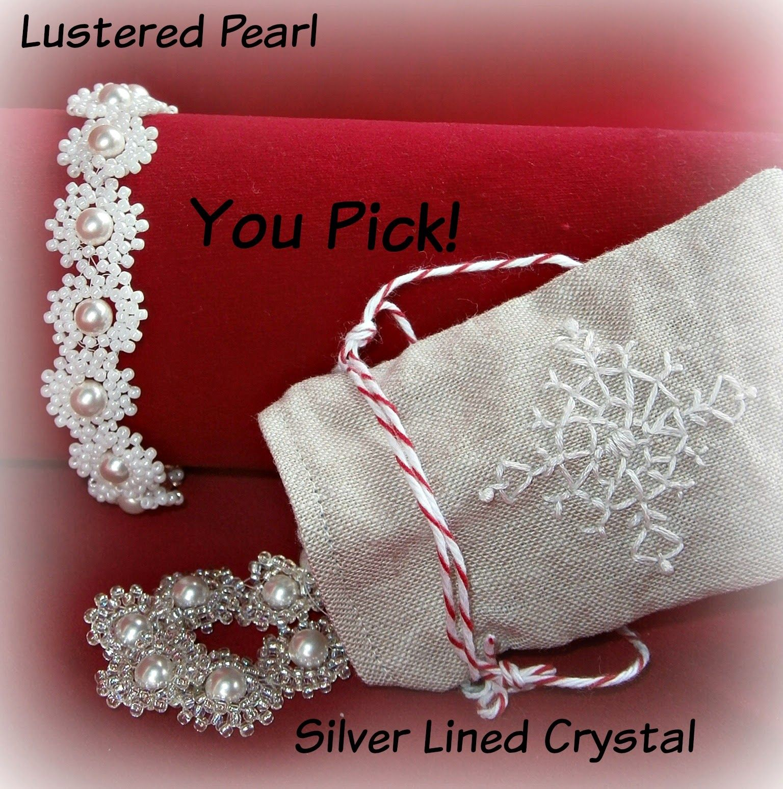 Secretly Stitching: Christmas Gift Giveaway