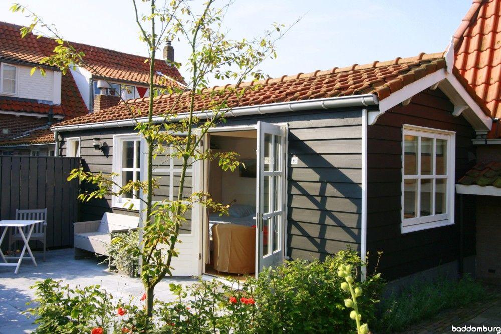 Studio Herenstraat 6 Baddomburg Vakantie in Domburg in