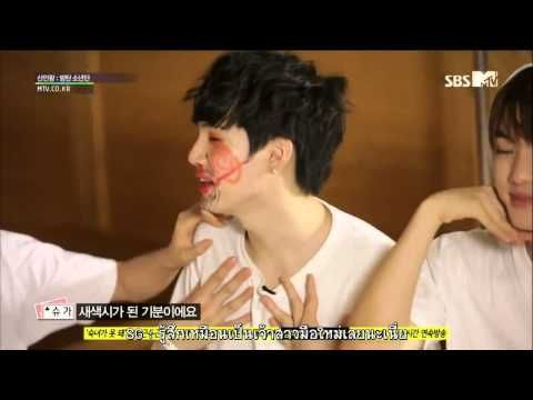 Thaisub] 130903 Rookie King Channel BTS EP1 (4/4) - YouTube