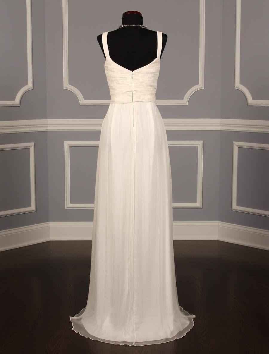 Amsale G533C Discount Designer Wedding Dress