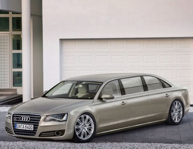 audi a8 limo official limo pinterest limo audi and. Black Bedroom Furniture Sets. Home Design Ideas