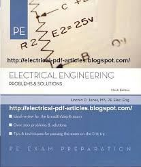 electrical engineering problems and solutions pdf electrical