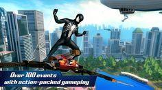 The Amazing Spider Man 2 MOD APK [Unlimited Money] v1 2 0m