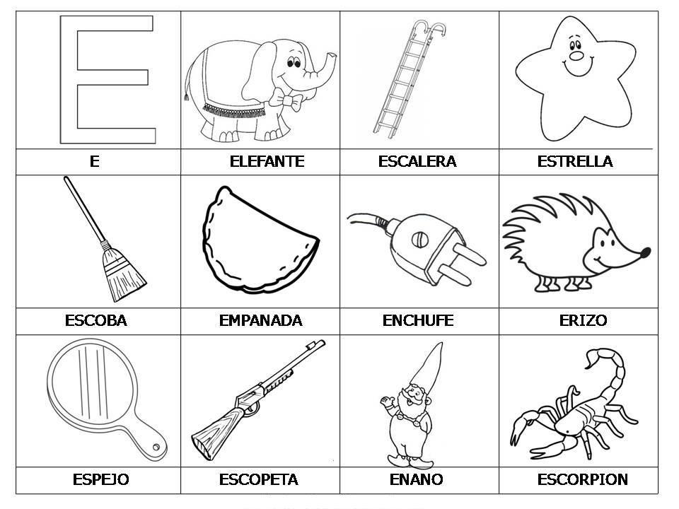 imagenes de objetos que empiecen con la letra e - Buscar con ...