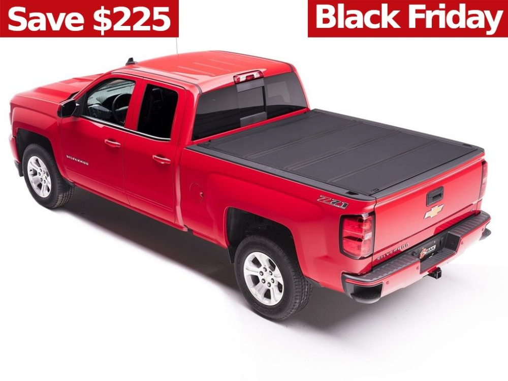 BAK Industries BAKFlip MX4 Hard Folding Tonneau Cover