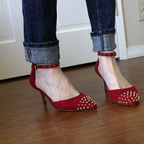 shoes.  zara.  from beverly like hills blog