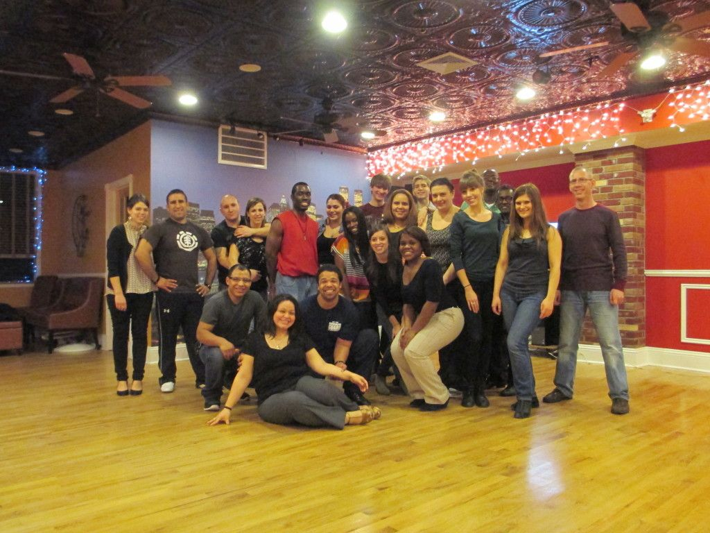 Event spaces in brooklyn salsa dance classes bachata