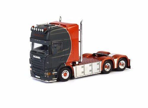 lançamento show truck 1:50 wsi