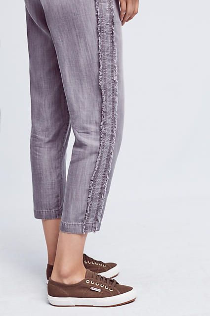 Moonstone Faded Joggers - anthropologie.com