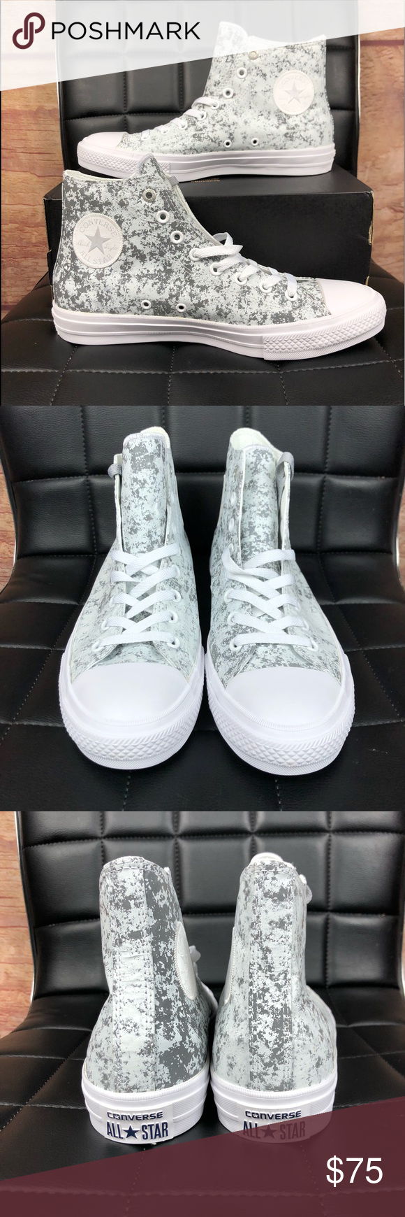 Lunarlon High Top Shoes Chuck Taylor