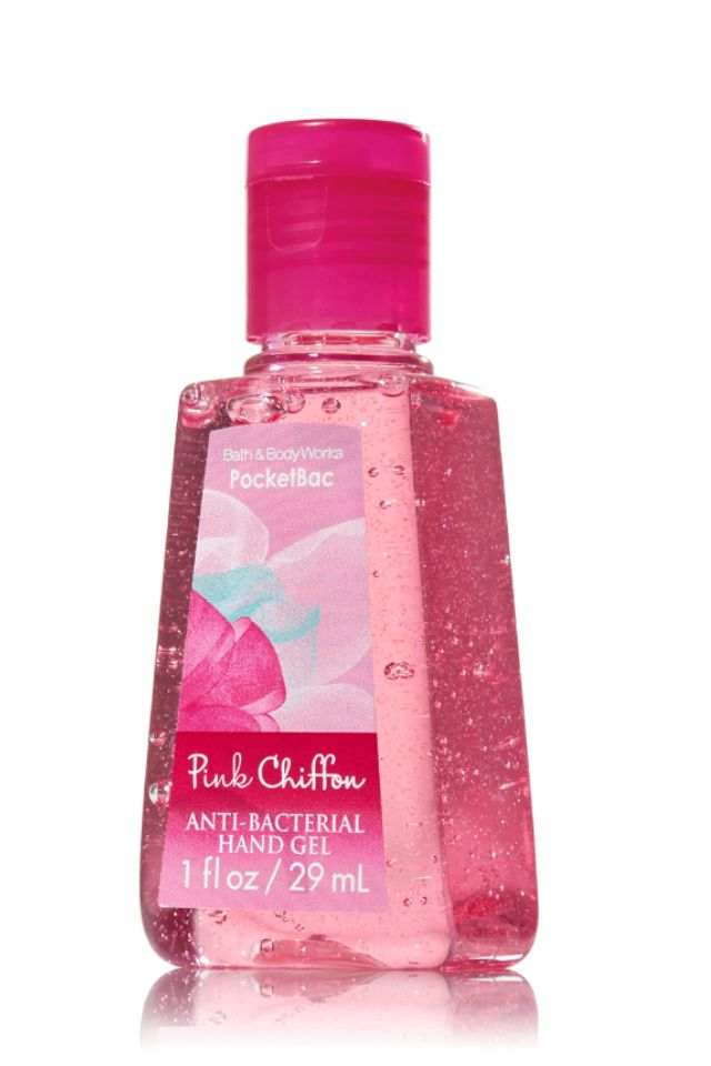 Pink Chiffon Bath Body Bath Body Works Bath Bodyworks