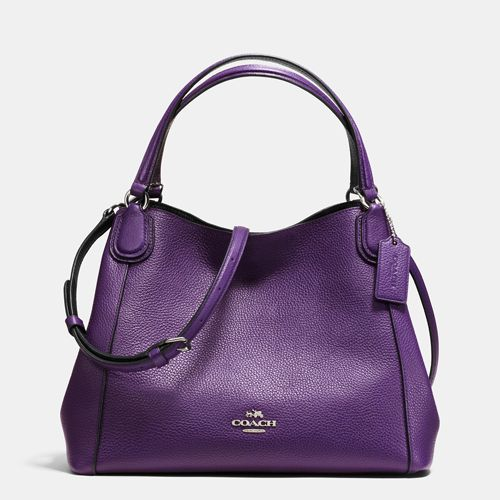 40a8e72f21 Coach Outlet Edie 28 Shoulder Bag In Polished Pebble Leather  coacpro 238   -  49.00   Coach Outlet Online Coach Factory Outlet Sale