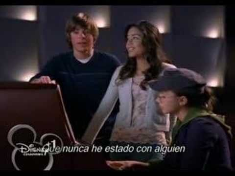 HSM - What I've been looking for (troy, gabriella) spanish