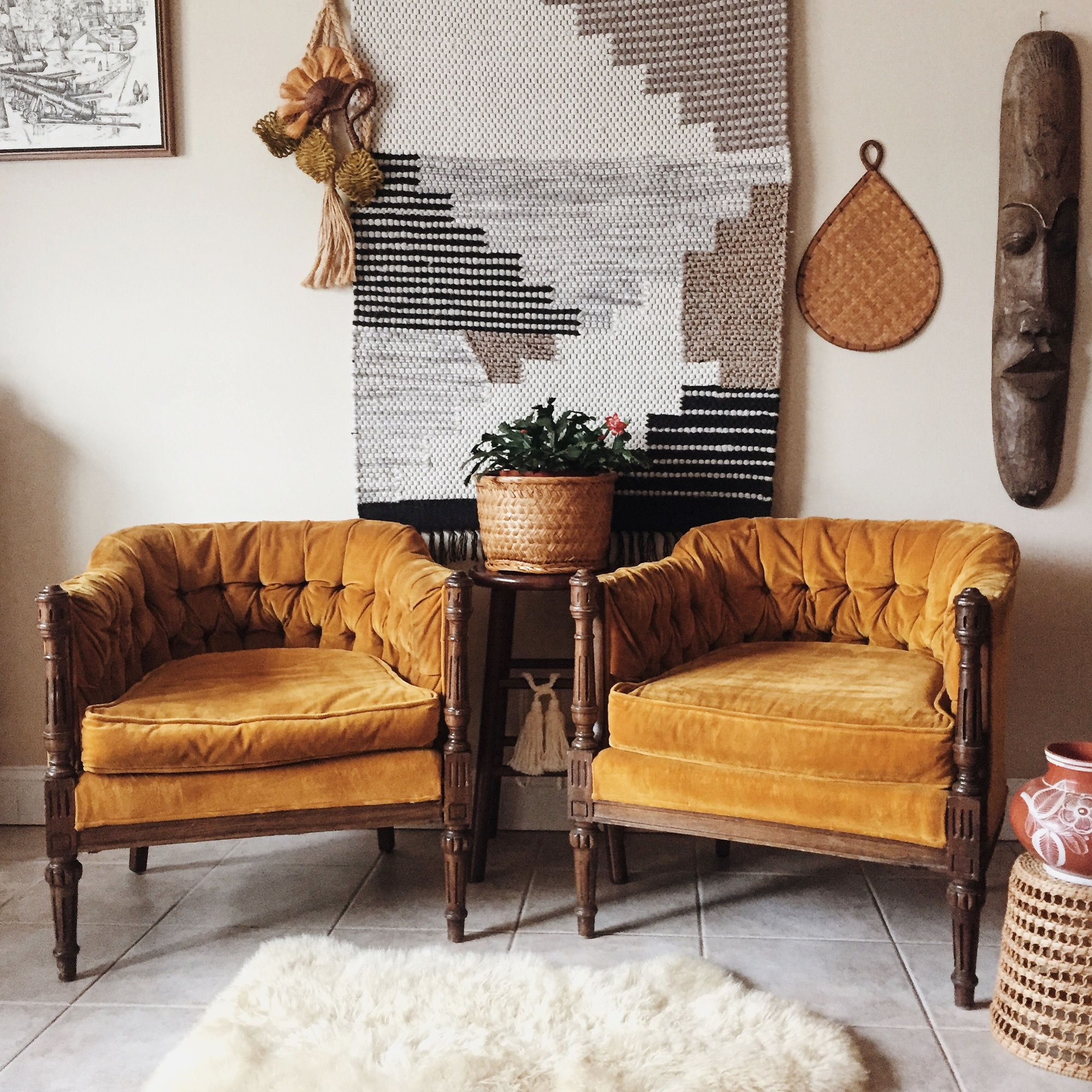 Crave Worthy Missoni Paulistano Armchair: Pin By Mallory Stanton On VINTAGE AND SWOON