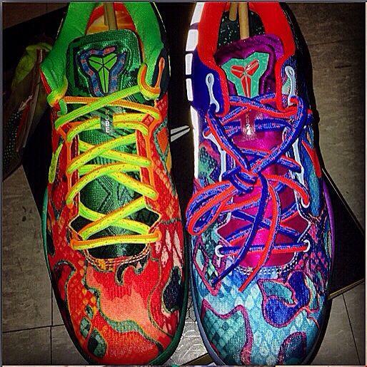 """Nike """"What The"""" Kobe VIII"""