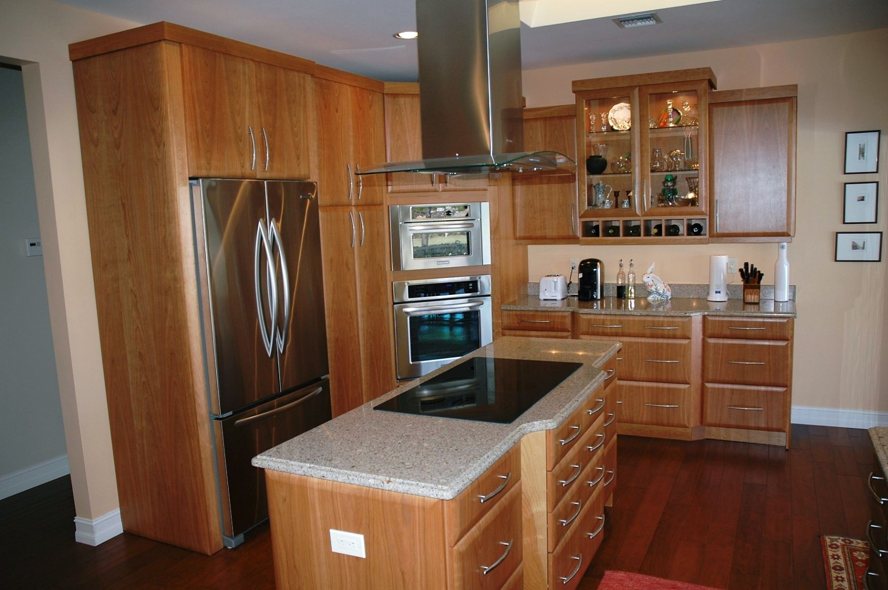 New kitchen cabinets designed and installed by The Cabinet ...