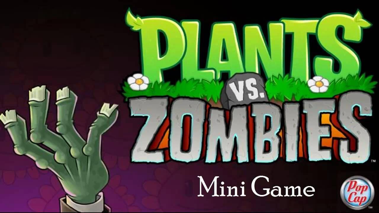 Plants Vs Zombies Soundtrack Mini Games Plants Vs Zombies
