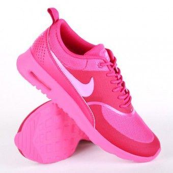 Nike Air Max Thea Pink Blau schuetzt unsere