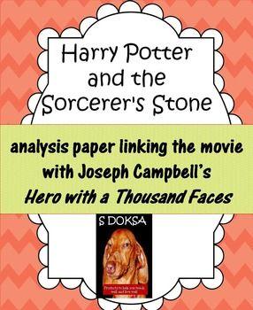 Harry Potter Essay Analyzing Joseph Campbell S Hero Journey Literary Analysi