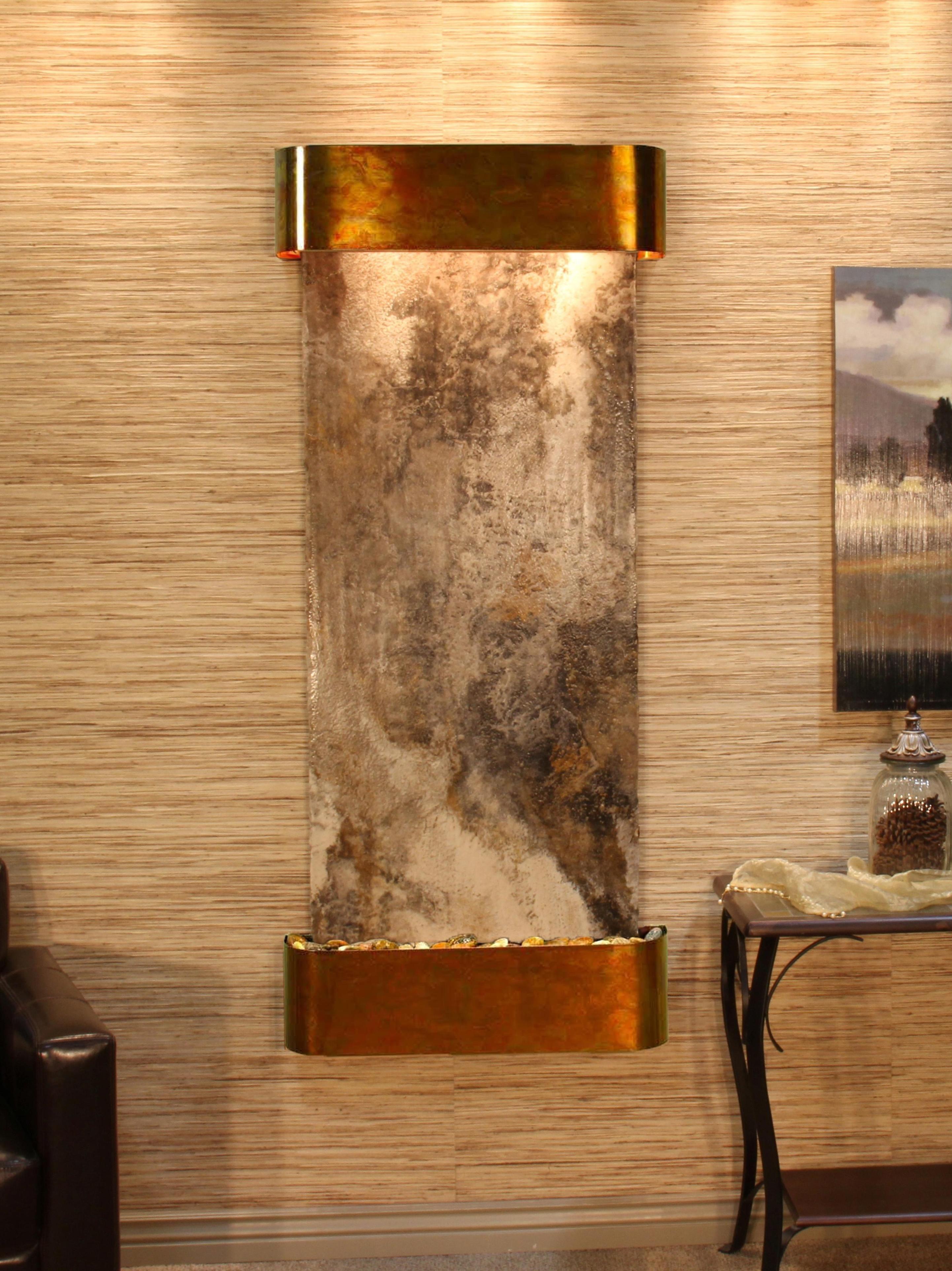 28 Beautiful Wall Fountain Indoor Diy Chateau Zimmerbrunnen Brunnen