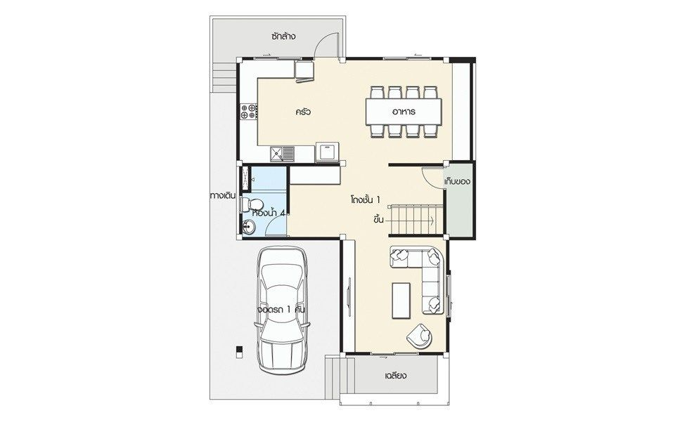 House Design Plan 7x10m With 6 Bedrooms Home Design Plan Home Design Plans Duplex House Design