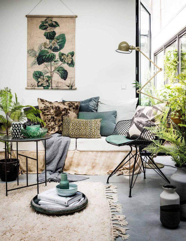 Le design de la maison passe au vert planete deco a homes world