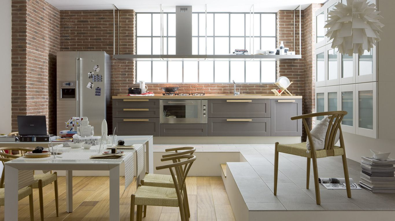 Cucina California Essence | Veneta Cucine | VENETA CUCINE CABINETS ...