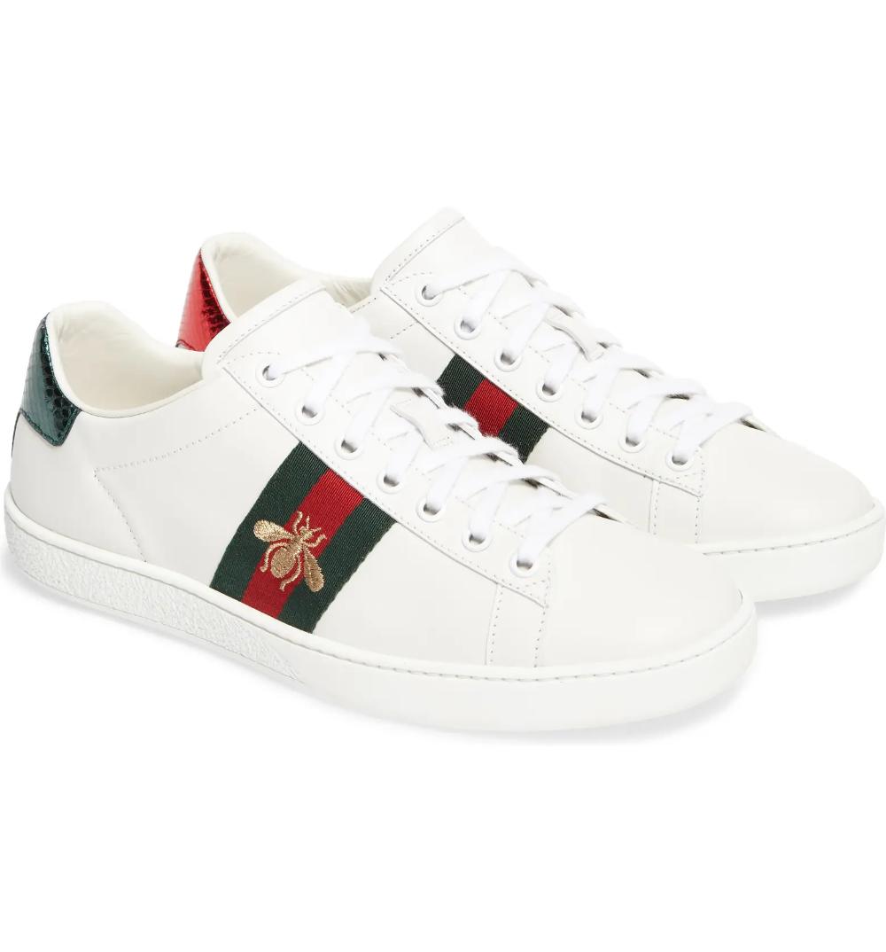 Gucci New Ace Sneaker (Women