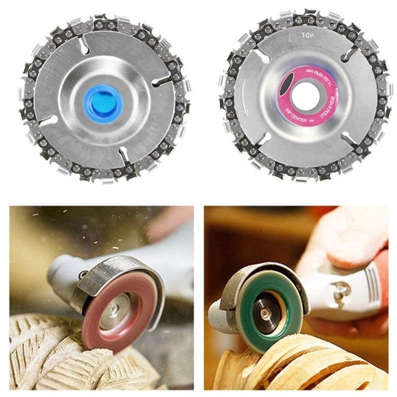 """4/"""" 100mm Diamond Coated Grinding Cut Off Sawing Blade Wheel Disc Craft Tool Set"""