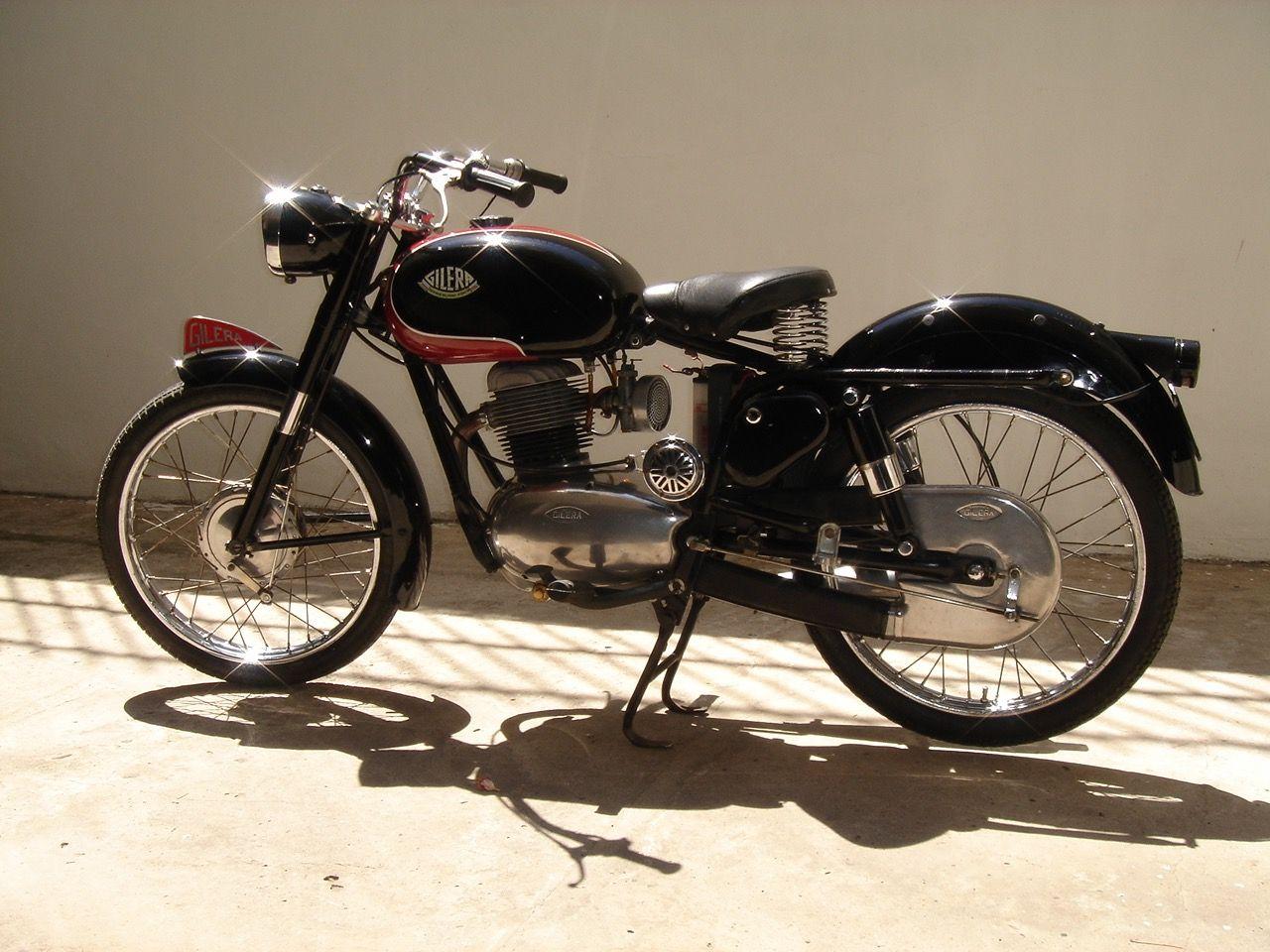 mi gilera super sport 150 año 1954 | automóviles y motocicletas