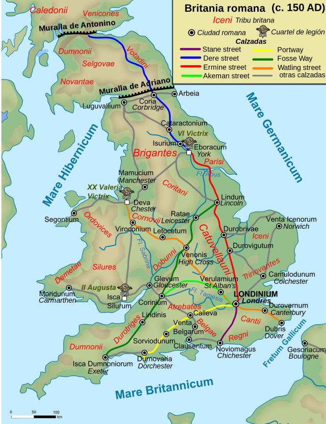 Image result for cantii regni borders | Maps | Roman britain, Map