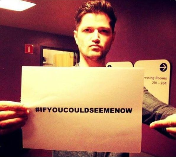 Danny O'Donoghue-#Ifyoucouldseemenow