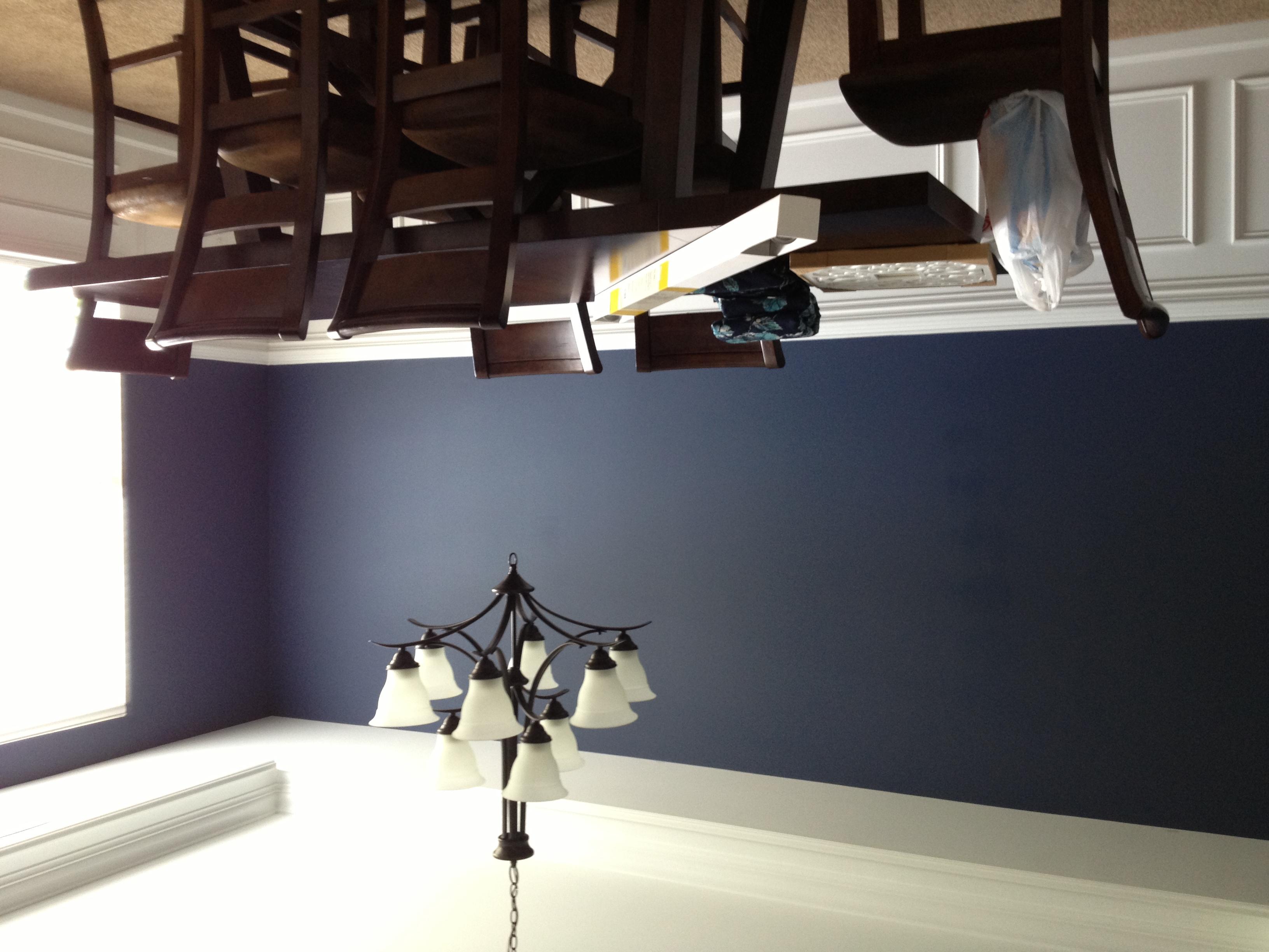 Park Art My WordPress Blog_Light Blue Chair And A Half