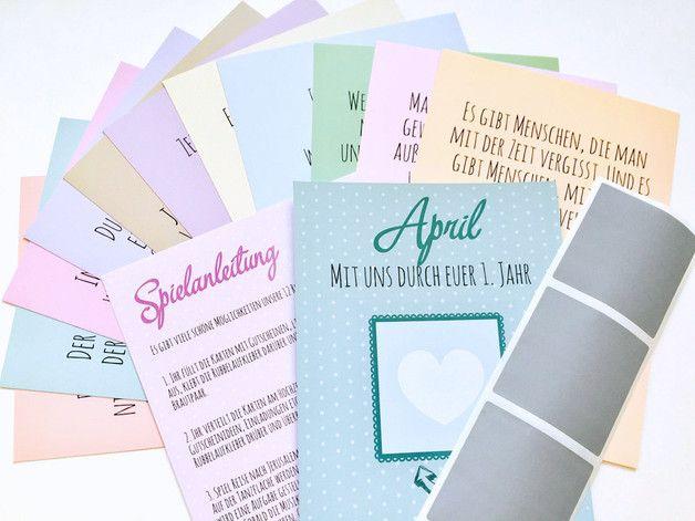 Hochzeitsspiel Mit Uns Durch Euer 1 Jahr Etsy Hochzeit Spiele Geschenke Brautpaar Geschenk Hochzeit
