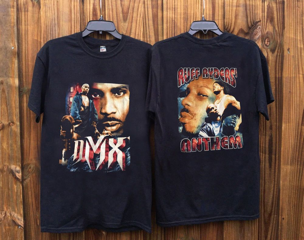 Adult Vintage Style Inspired by DMX Tshirt