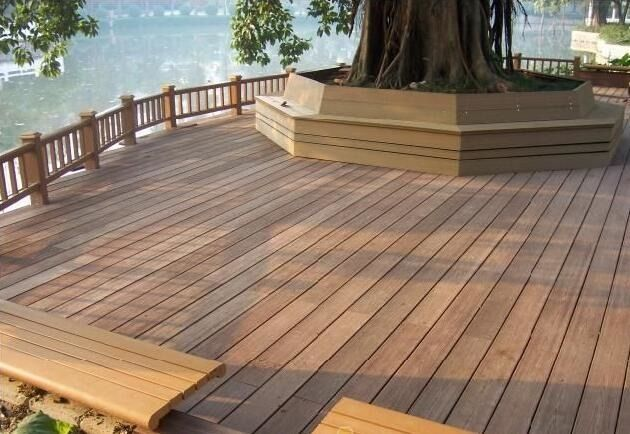 The Price Of Composite Plate In Egypt Plastic Wood Decking Wood Plastic Composite Plastic Decking