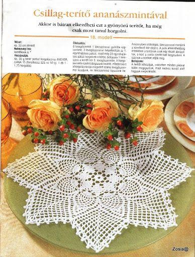 Diana filehorgolas 02 - sevar mirova - Picasa Web Albums   Crochet ...
