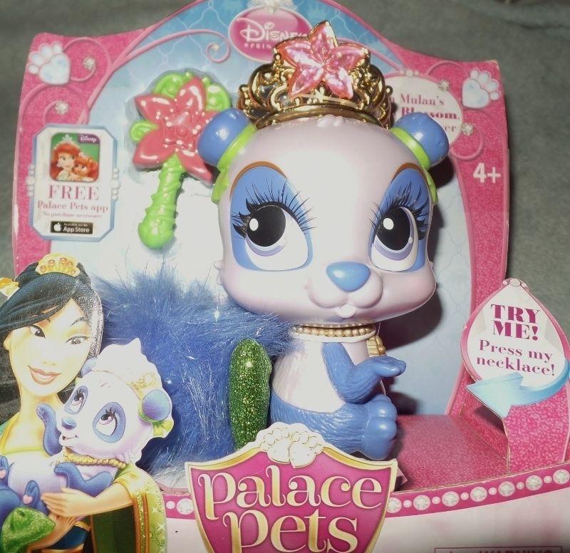 Disney Princess Palace Pets Mulan Talking And Singing Blossom