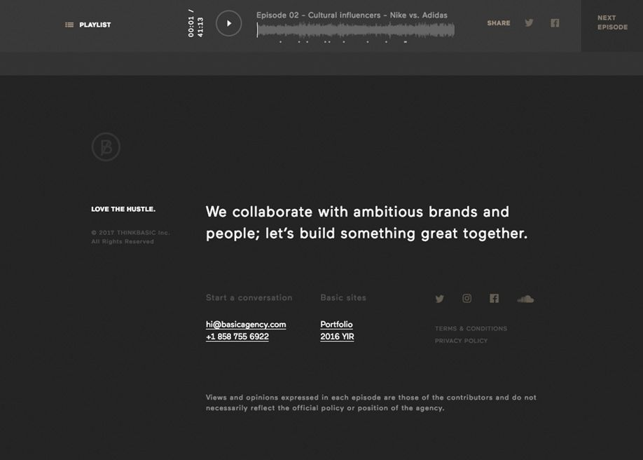 Footer Designs 17 Hall Of Fame Examples Tactics 2020 Footer Design Website Footer Awwwards